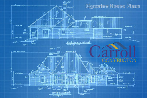 See the Custom Home Built in Zachary by Carroll Construction