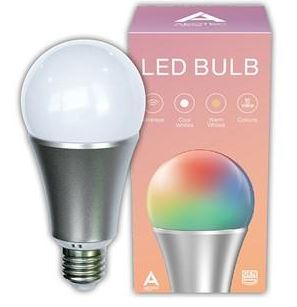 LED light bulbs for home automation