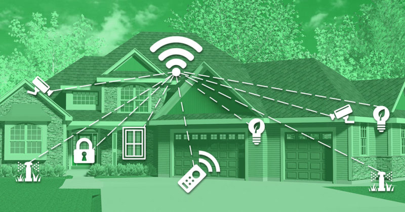 Smart homes and wireless automation