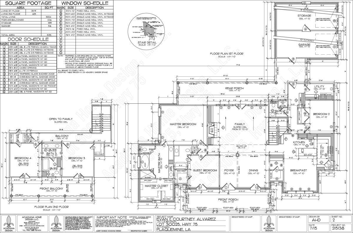 Step #6: Designing House Plans